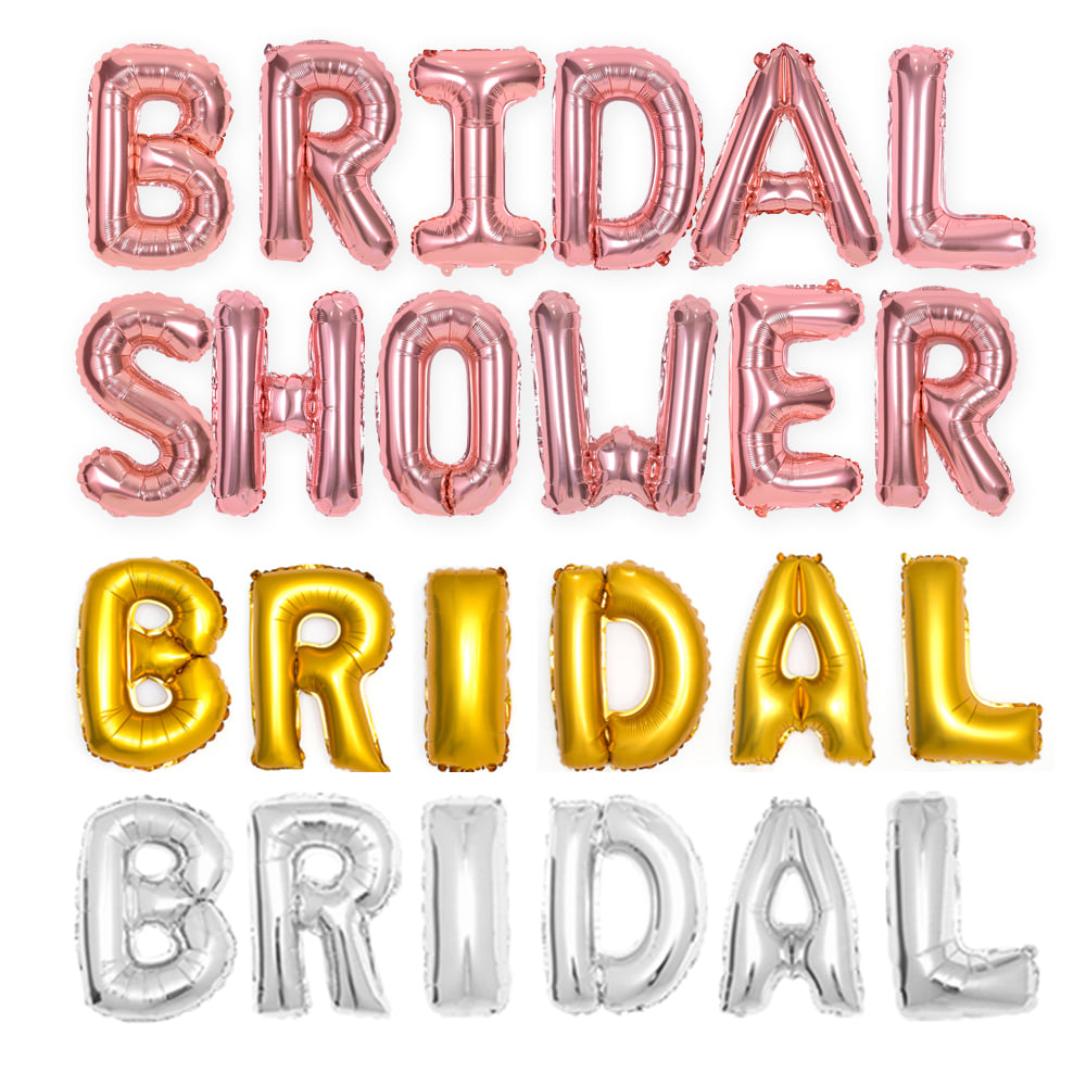 호일풍선 BRIDAL SHOWER